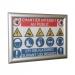 Cadre d'affichage clic clac largeur 25 mm - image 3