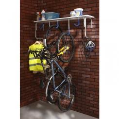 Range vélo mural 5 vélos