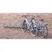 Râtelier mural 5 vélos en angle - image 4