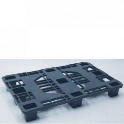 Palettes en plastique | charge legere | 800 x 1200 mm