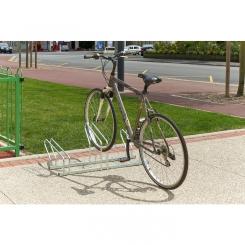 Support à vélo professionnel côte à côte