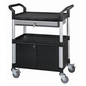 Servante multiusage tiroir et bloc portes