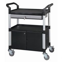 Servante multi-usage tiroir et bloc portes