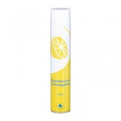 Aérosol désodorisant citron 750ml