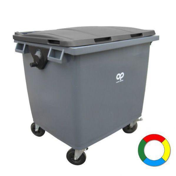 conteneur poubelle 1000 litres