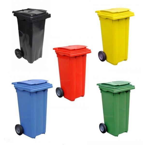 conteneur poubelle 120 litres