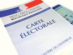 éléments de vote