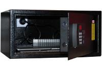 Coffre taille intermédiaire de 34L pour ordinateur