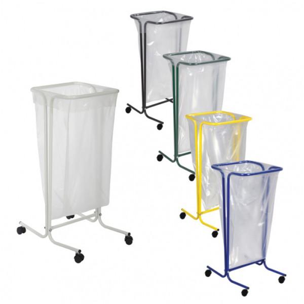 support sac poubelle tri sélectif