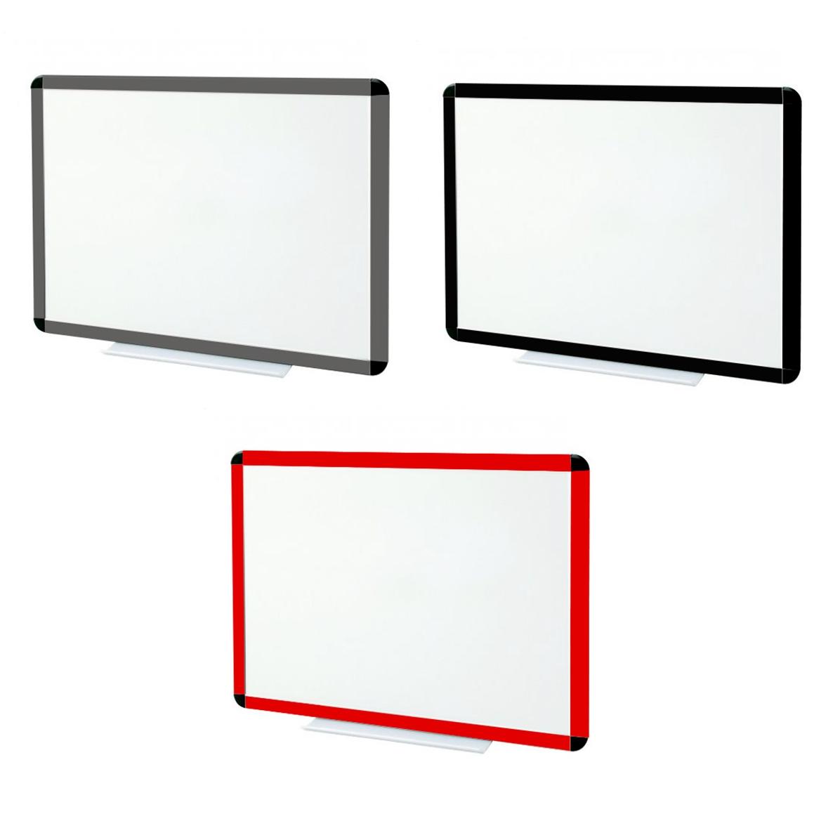 Tableau blanc émaillé - format 900 x 600 mm
