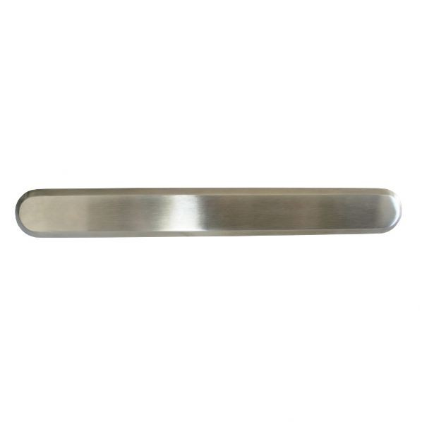 Bande podotactile lisse Inox - AISI 316