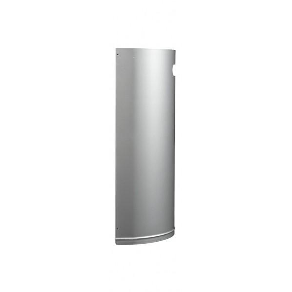 Corbeille décrochable murale d'intérieur - 40 litres