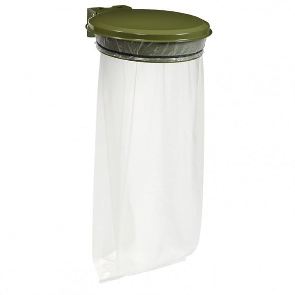 Support à sac poubelle 110 litres - Collecmur