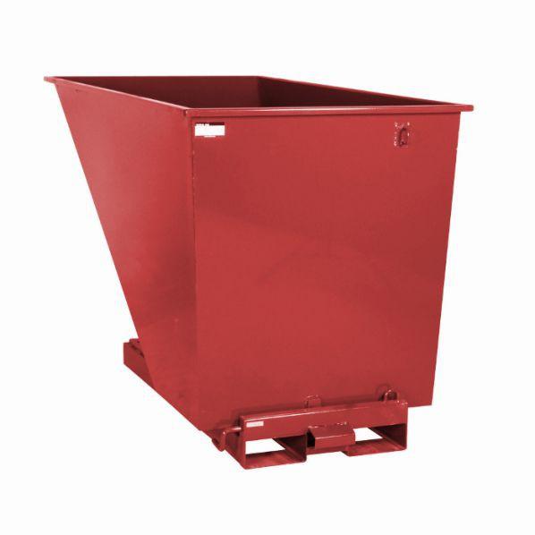 Benne auto-basculante pour chariot élévateur 2500 litres