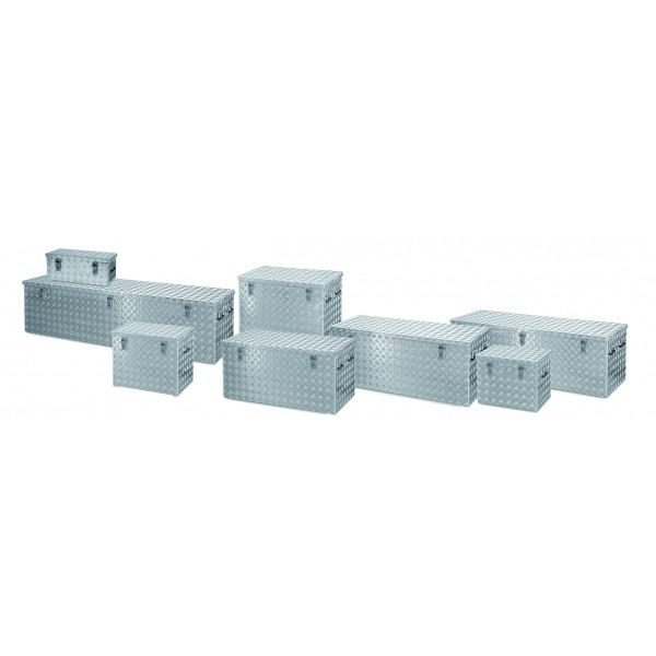 Coffre aluminium haute résistance