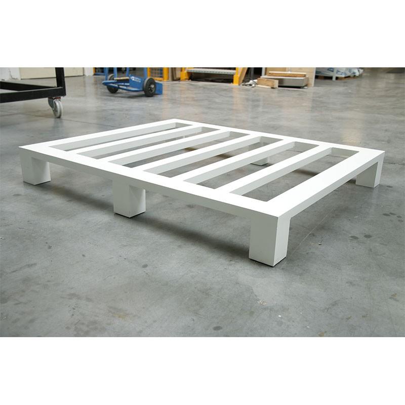 Palettes aluminium
