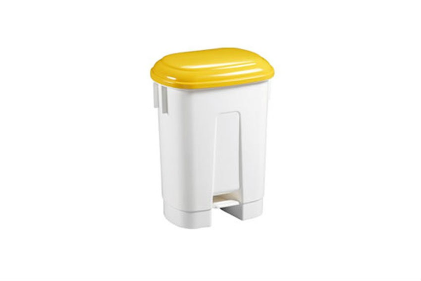 Poubelle de tri sélectif 60 litres
