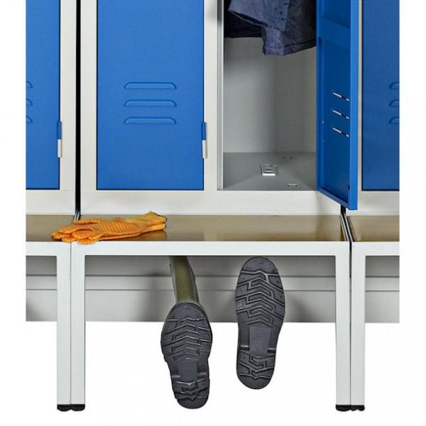Vestiaire séchant ventilé Confort