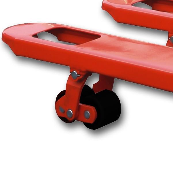 Transpalette Manuel 2500 kg - Pompe Galva