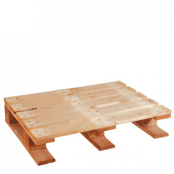 Demi-palette bois perdu 600 x 800